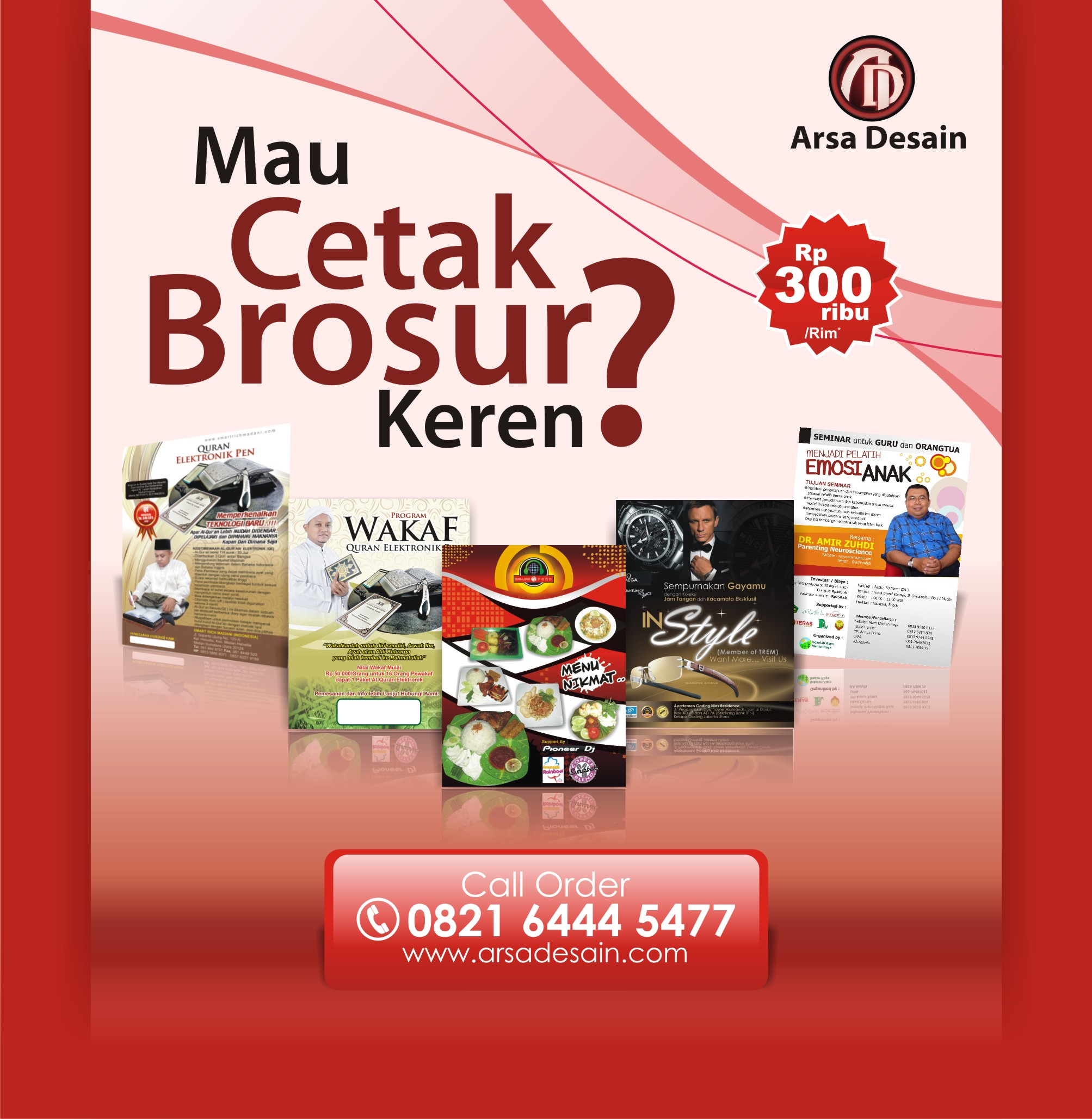 Cetak Brosur di Medan | Cetak Brosur Medan | desain Brosur Keren