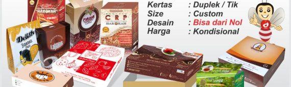 Cetak Kotak Kemasan di Medan Plus Desain yang Mantab | Cetak Packaging Medan