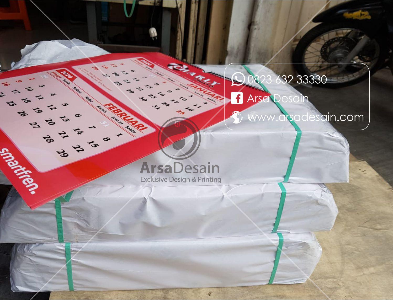 cetak kalender medan